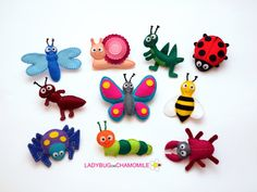 Any sorts of Handmade felt fabric Toys, Magnets, Ornaments and Crib mobiles. Fabric Toys, Felt Fabric, Safari Animals, Felt Animals, Arctic Animals, Hanging Ornaments, Felt Ornaments, Felt Crafts, Diy And Crafts