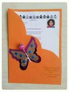 This Pin was discovered by bel Happy Birthday Images, Happy Birthday Banners, Letter O Crafts, Flower Crafts Kids, Teachers Day Greetings, First Day Of School Activities, Puppet Crafts, School Decorations, Preschool Crafts
