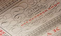 Kevin Cantrell Design / AIGA 2010
