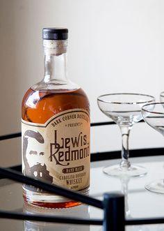 Lewis Redmond Carolina Bourbon Whiskey from Greenville, South Carolina