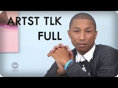Pharrell Williams Interviews Alex Gorlin & Daniel Arsham | ARTST TLK Ep. 3 Full | Reserve Channel