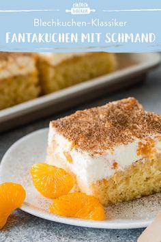 Easy Vanilla Cake Recipe, Easy Cake Recipes, Baking Recipes, Sour Cream Cake, New Cake, Food Cakes, Smoothie Recipes, Nutella, Bakery