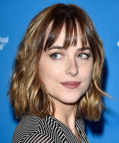 The Best Celebrity Bangs