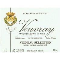Vigneau-Chevreau Vouvray Sec 2012 - Featured March Wine 2015 #wine #cheninblanc #vouvray #gift