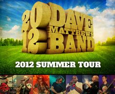 OH yes. DMB summer tour.
