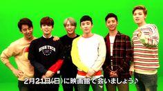 【Kstyle】B.A.P、2/21(日)ライブ・ビューイング決定!メンバーから動画コメントが到着