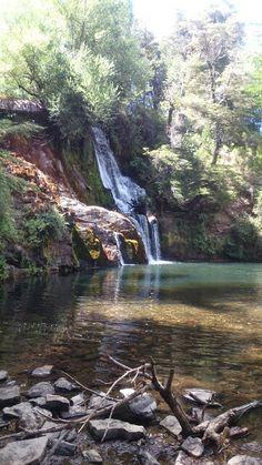 Cataratas de Maillin ahogado Argentina