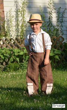 Hey, I found this really awesome Etsy listing at https://www.etsy.com/listing/158714466/boys-linen-pants-with-suspenders