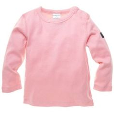 POLARN O. PYRET Fine Rib Top (Baby) - 1.5-2YRS/Bubblegum: Amazon.com: Clothing