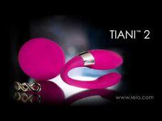 Tiani 2, estimulador para parejas, Lelo - YouTube