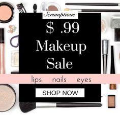 $.99 Makeup Sale! Shop Now!