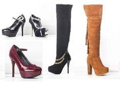 PrimeraNoticia.com Heels, Boots, Fashion, Zapatos, Heel, Crotch Boots, Moda, La Mode, Heeled Boots