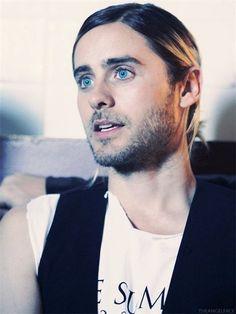 Jared Leto: omg!!! Those eyes!!!