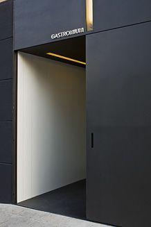 Entrance Door   Gastromium Restaurant In Sevilla, Spain By Architect  Francesc Rife
