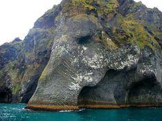 Elephant rock.. Heimaey, Iceland