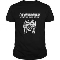 Cool  Best The Undertakers Chicago Chapter-front Shirt T shirts