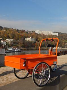 Triporteur industriel & tricycle industriel | CMCM La meilleure solution d'organisation industrielle