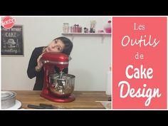 Matériel Cake Design pour faire un gâteau avec les bons outils