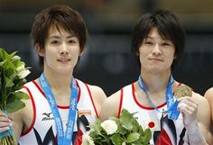【世界体操】内村、通算10個目のメダル 日本選手歴代3位