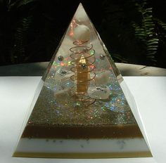 Beautiful Orgonite | ORGONE ENERGY & ORGANITES