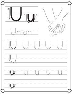 26 christmas themed letter tracking worksheets for preschoolers alphabet pre school. Black Bedroom Furniture Sets. Home Design Ideas