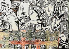 Shower, Prints, Murals, Artists, Rain Shower Heads, Showers