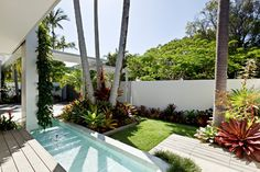 Noosa Australia - tropical - pool - other metro - by 4blue