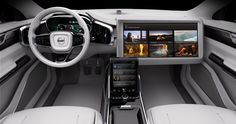 Volvo and Ericsson developing intelligent media streaming for self-driving cars