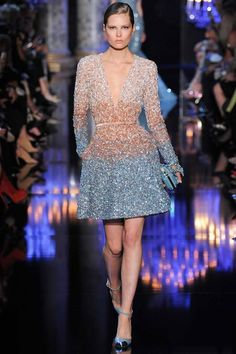 Elie Saab | Fall 2014 Couture Collection | Style.com
