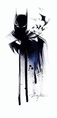 Superhero bat