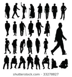 Beautiful, Black, Mans & Silhouette Vector Images (over Man And Woman Silhouette, Black Silhouette, Silhouette Vector, Silhouette Design, Silhouette Painting, Silhouette Portrait, Nature Vector, Silhouette Photography, Woman Sketch