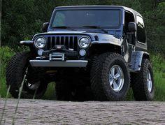 Jeep Photos, Jeep Decals, Jeep Suv, Jeep Wrangler Tj, Military Vehicles, 4x4, Monster Trucks, Wheels, Garage