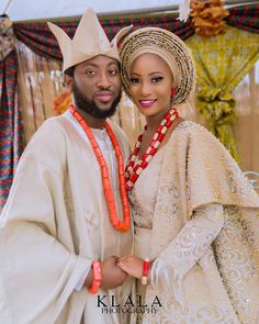 Traditional wedding attire When a fine Yoruba Gentleman marries his Igbo Princess! Ogochukwu and Abiodun's Lovely Wedding In case you miss it use the link on our bio to see more photos and details. Photography: Planner and Coordinator: Traditional Wedding Attire, African Traditional Wedding, Traditional Dresses, Intimate Marriage, Glam Dresses, Wedding Dresses, Fashion Dresses, African Print Fashion, African Prints