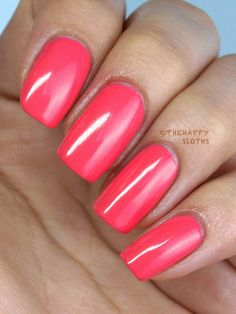 """Revlon ColorStay Gel Envy Longwear Nail Enamel in """"Lady Luck"""" Review Swatches"""