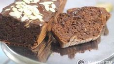 Czekoladowe ciasto z fasoli Banana Bread, Cakes, Food, Food Cakes, Eten, Pastries, Torte, Cookies, Meals