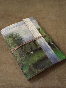 Image of Painting Journal - Meadow (free shipping)