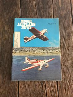 Vintage Model Airplane News Magazine  Vintage Airplane