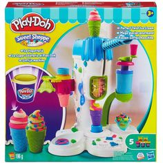 Playdoh is a perennial favourite with most children and this is a nice little set, with lots of possibilities for imaginative play.