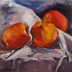 In The Folds by Anita Tresslar