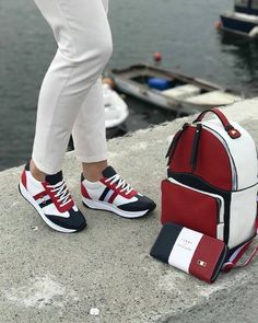 Hello,Today we bring to you 'Cooperate Handbags and Footwear's'. These Handbags and footwear are the Cute Sneakers, Shoes Sneakers, Sneakers Fashion, Fashion Shoes, Tommy Hilfiger Handbags, Shoe Boots, Shoe Bag, Gucci Handbags, Gucci Shoes