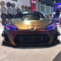 #Toyota_GT86 #Modified #Custom #Slammed #Stance