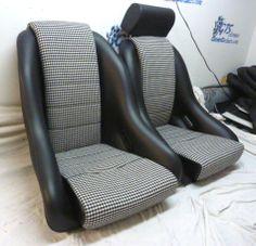 OEM houndstooth GTSclassics ST seats
