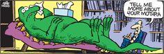 Mother Goose & Grimm Comic Strip for July 19, 2014 | Comics Kingdom