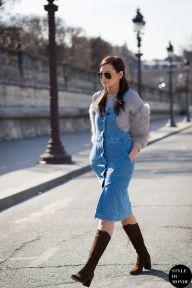 STYLE DU MONDE / Paris Fashion Week FW 2015 Street Style: Danielle Bernstein  // #Fashion, #FashionBlog, #FashionBlogger, #Ootd, #OutfitOfTheDay, #StreetStyle, #Style