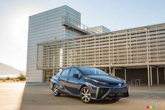 Qu'ont en commun la Toyota Mirai et Retour vers le Futur?