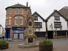 Great Torrington Town Centre - Great Torrington