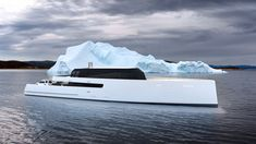 Progressive Yacht Concept by Aivan Yacht Design, Boat Design, Cabin Cruiser Boat, Explorer Yacht, Amphibious Vehicle, Boat Projects, Yacht Boat, Super Yachts, Power Boats