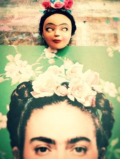 Seven Impossible Things Before Breakfast » Blog Archive » The Making of Viva Frida: Yuyi Morales' Photo Essay