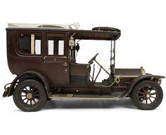 1909 Nagant Type D 14/16-HP Town Car