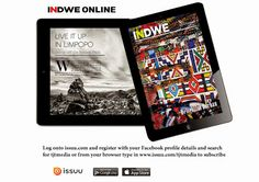 Indwe Magazine - Google+  Download your free monthly copy of Indwe Magazine from issuu.com/tjtmedia.  Issuu is available on both the Apple Store and Google Play for Android phones